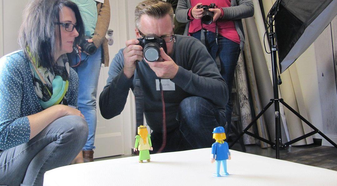 Foto-Workshop: Tante Erna kann einpacken
