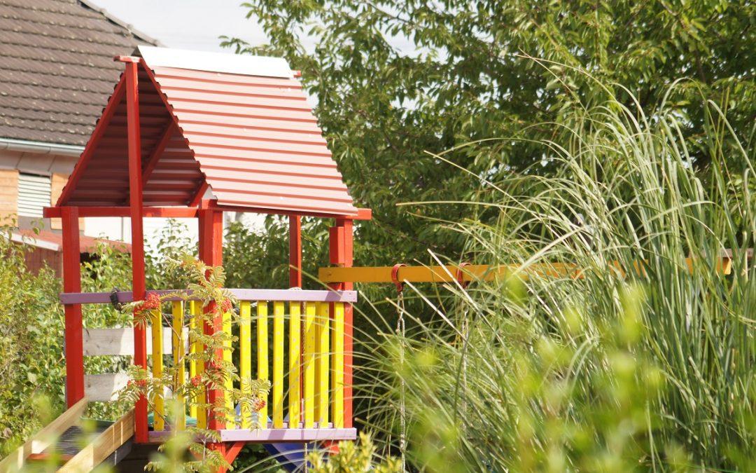 Erholung im Grünen: Die Kleingartenanlage Fischerbusch