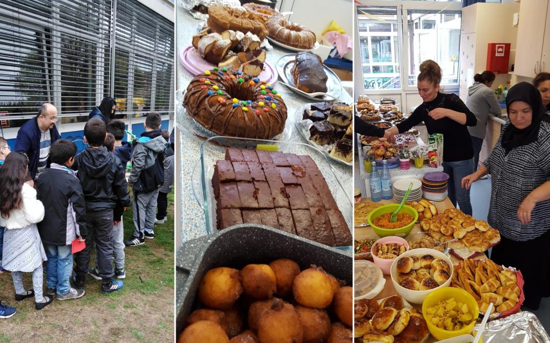 Großes Fest an der Grundschule Lohberg