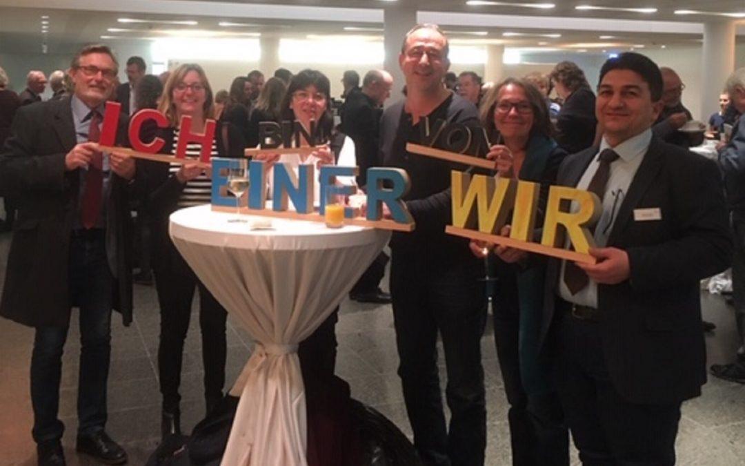 Engagementpreis NRW- Spannende Preisverleihung in Düsseldorf