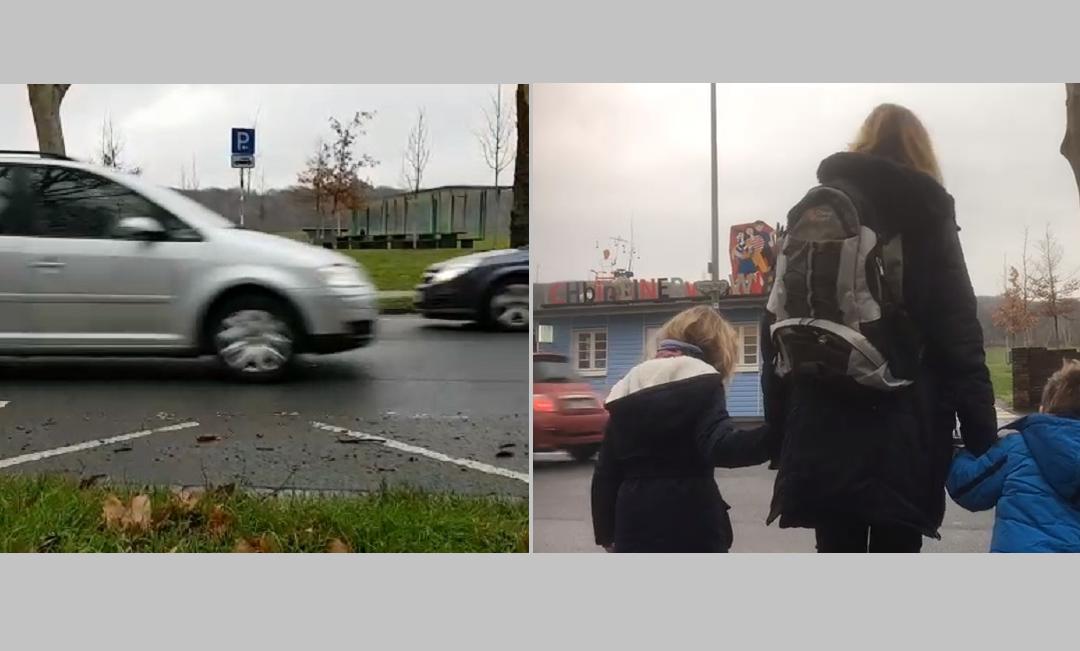 Hünxer Straße – so kann es nicht weitergehen!