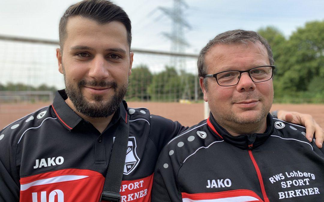 Fußball-Talk mit RWS: Neustart mit Talenten