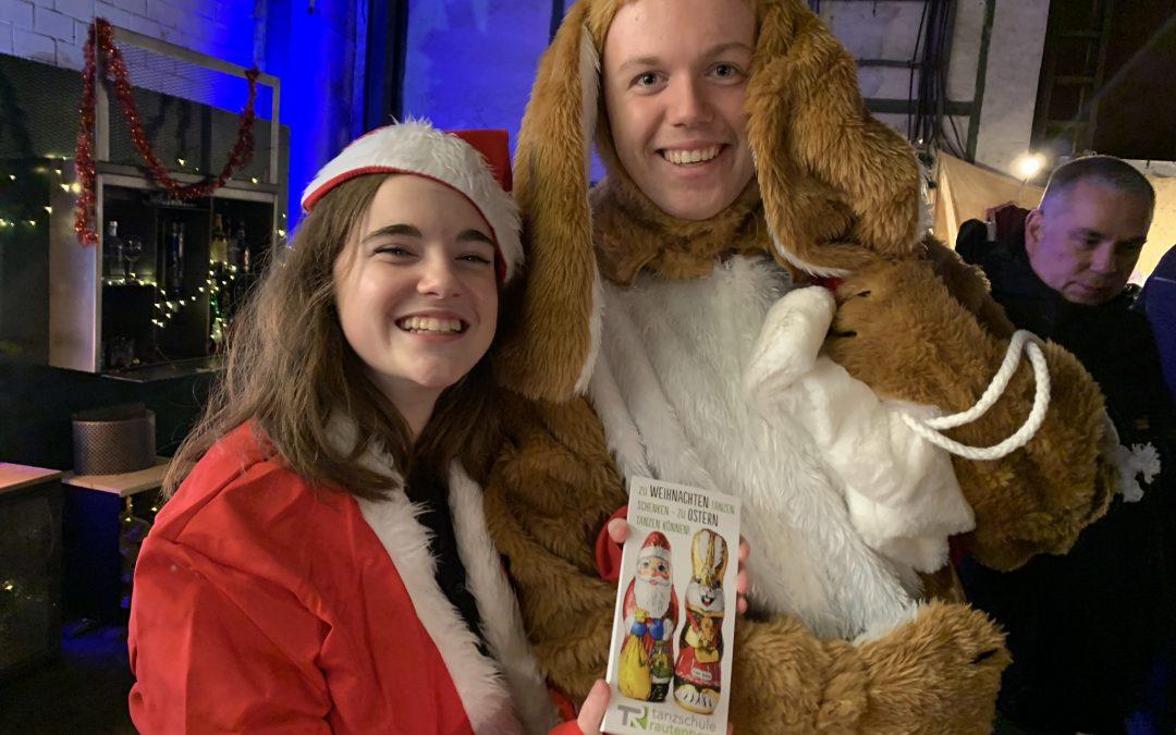Tolle Begegnungen beim Weihnachtsmarkt