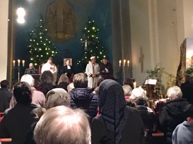 Christen und Muslime gemeinsam für den Frieden