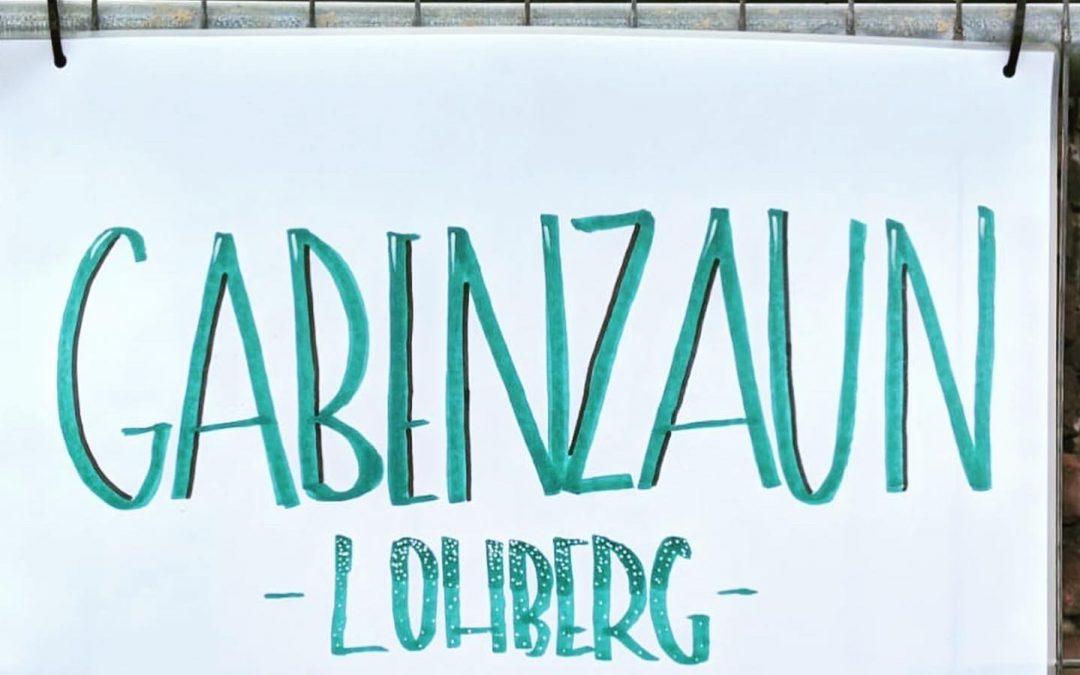 Der Lohberger Gabenzaun – ein erstes Fazit