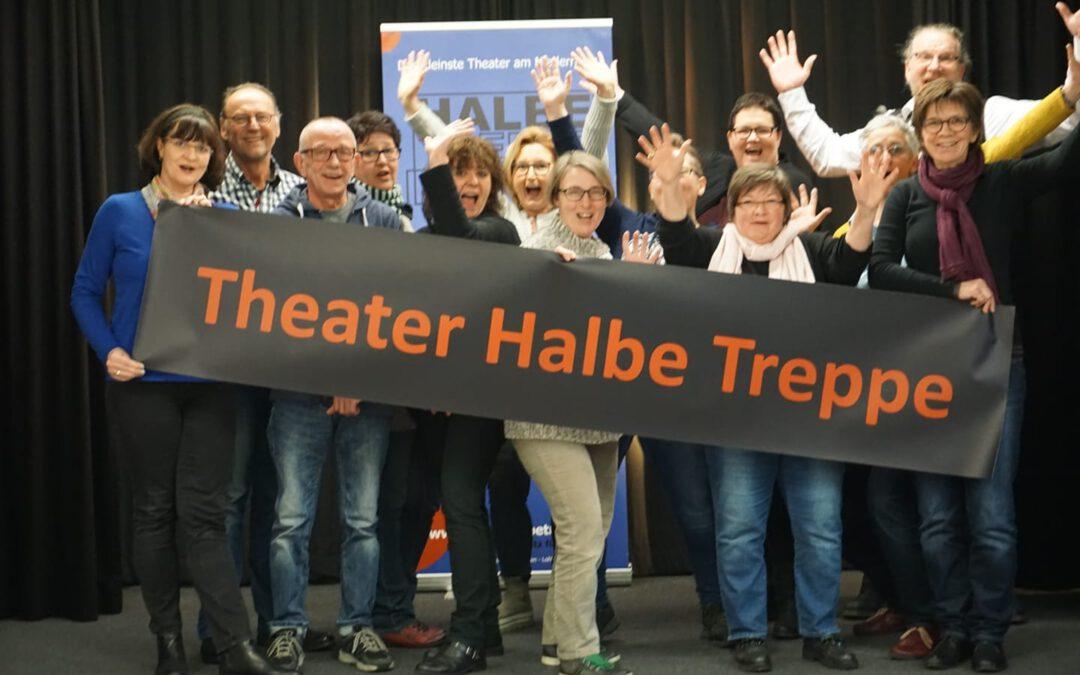 Theater Halbe Treppe zieht um auf den Schulhof