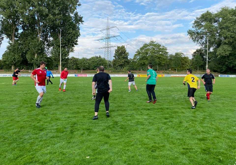 Neustart beim VfB Lohberg