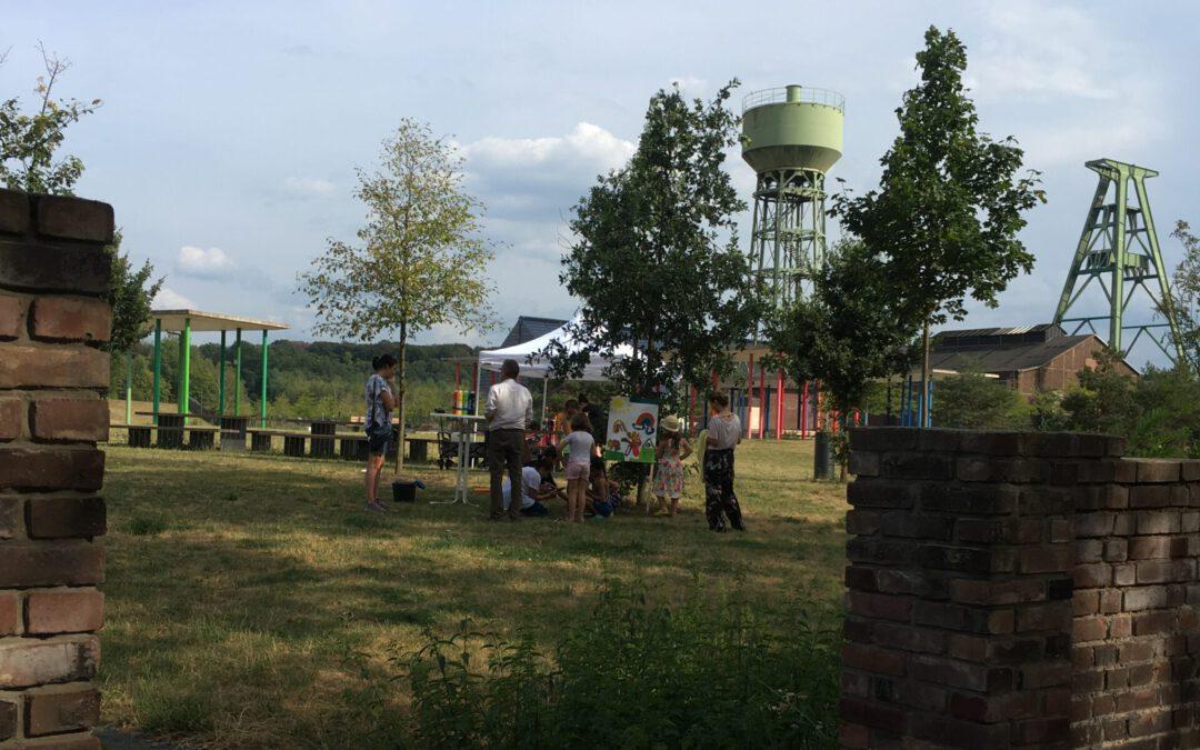 Rückblick: Spielenachmittag im Bergpark