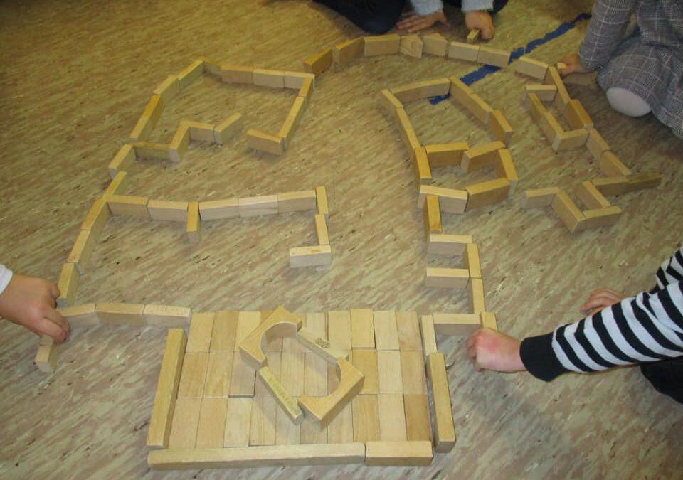 Kita-Blog: So würden die Kinder ihre neue Kita bauen