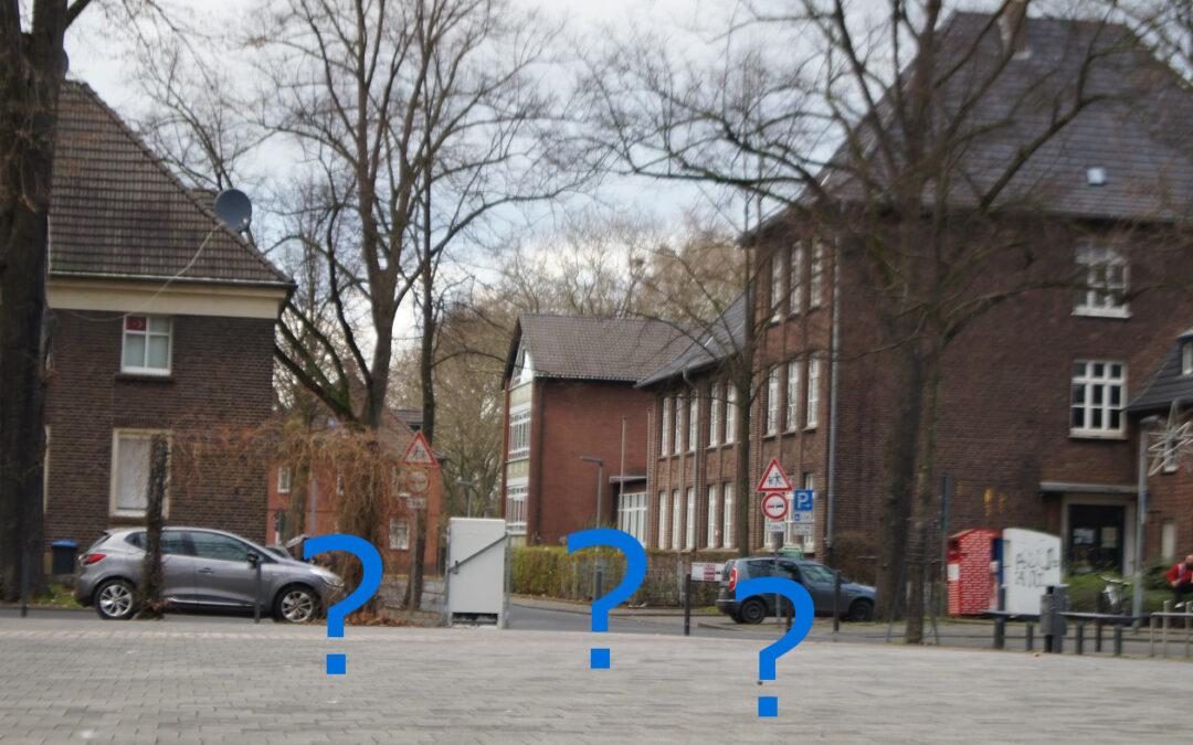Ideen für den neuen Kiosk auf dem Marktplatz