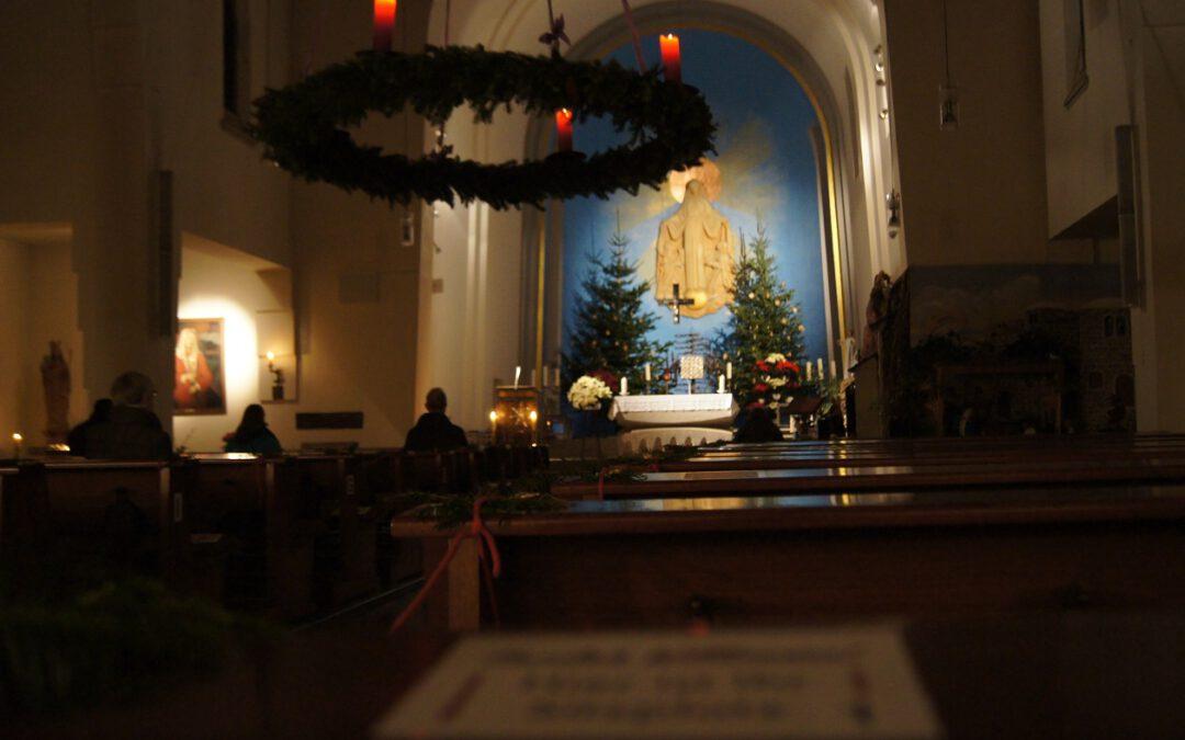 Weihnachten ohne Gottesdienst