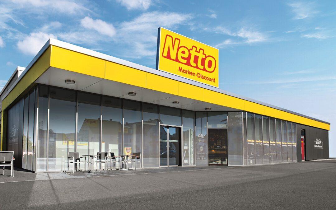 Im Herbst 2021 soll der Netto-Markt eröffnen