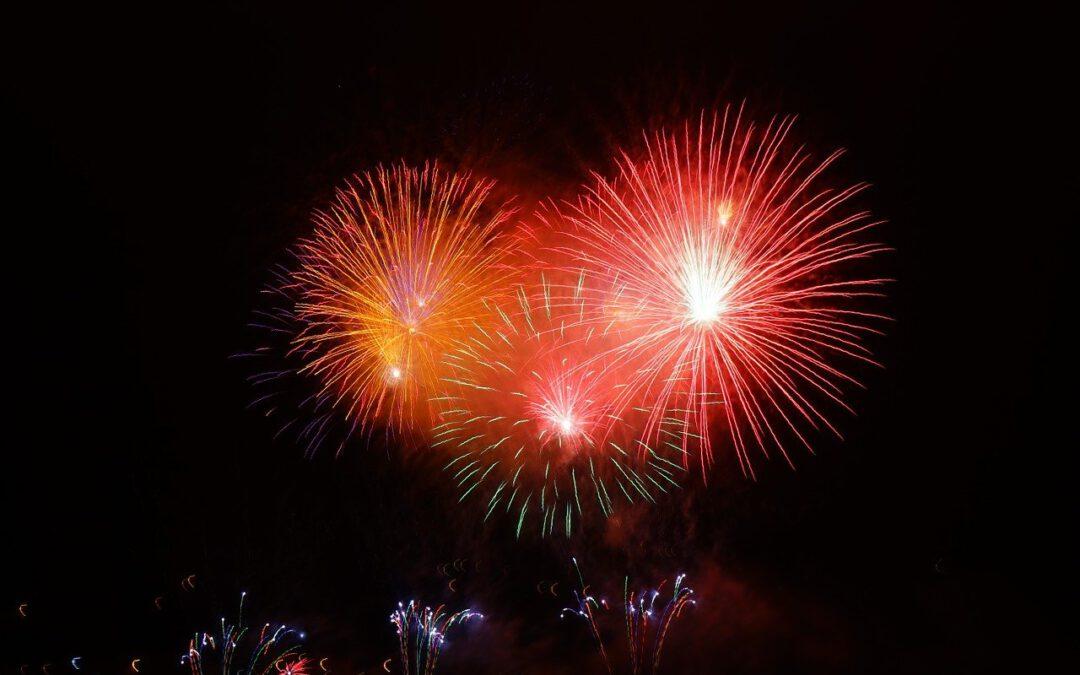 Stadt verbietet Feuerwerk auf dem Johannesplatz und im Bergpark