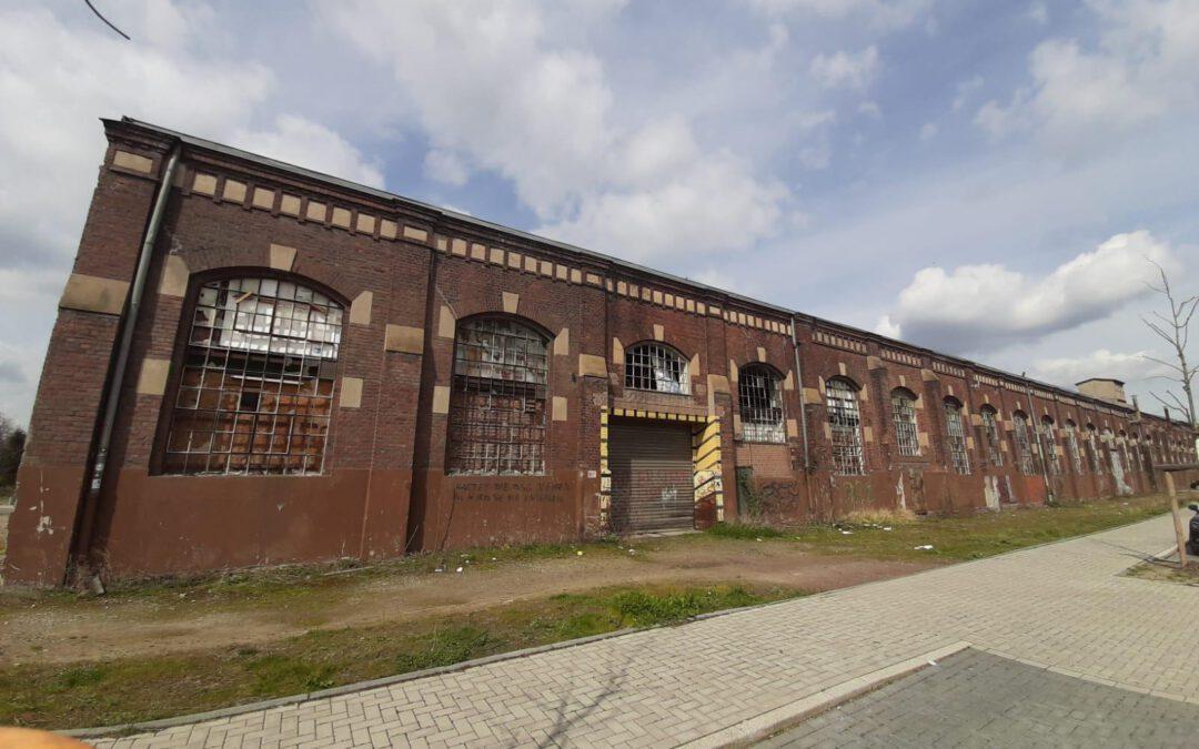 """""""Freude und Respekt"""" nach Landeszusage für Zechenwerkstatt-Sanierung"""