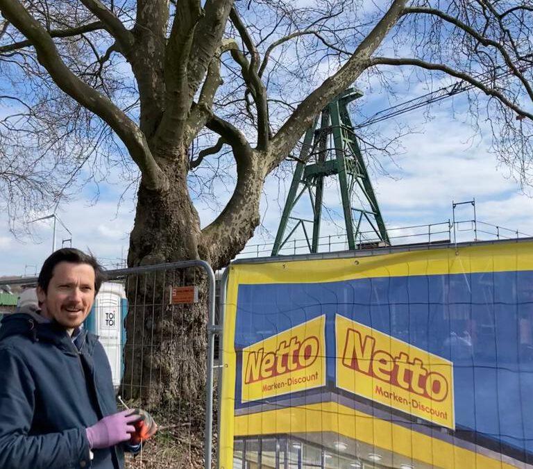 Neuer Supermarkt: Bei Netto läuft alles nach Plan